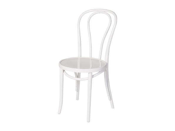 Bentwood Chair - White-0