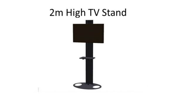 2m High TV Screen Stand-0