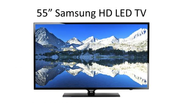 "55"" Samsung Full HD LED TV-0"