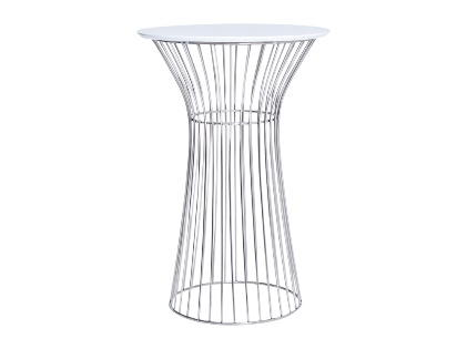 Piper Bar Table - White-0