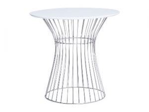 Piper Café Table - White-0