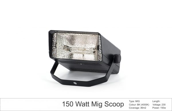 150watt Mig Scoop Light-0