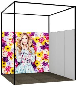 Fabric Banner: 3m wide x 2.4m high-0