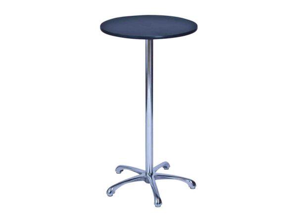 Ainsley Black Bar Table