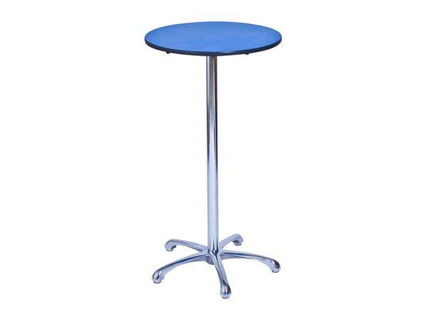 Ainsley Blue Bar Table