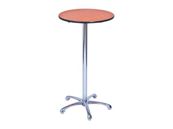 Ainsley Orange Bar Table