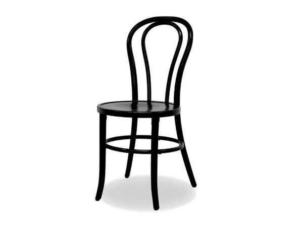 Bentwood Chair - Black-0