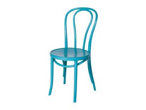 Bentwood Chair - Blue-0