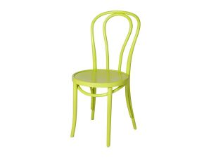 Bentwood Chair - Lime-0