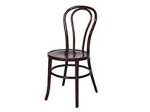 Bentwood Chair - Wenge-0