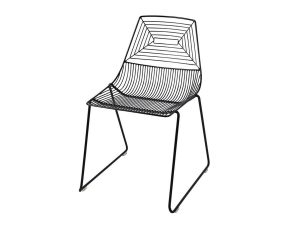 Illusion Chair - Black-0