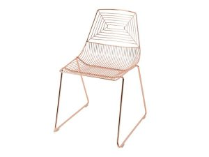 Illusion Chair - Copper-0