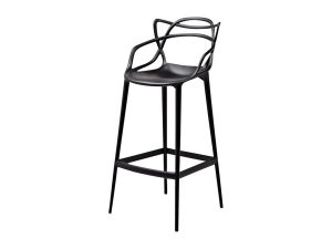 Masters Bar Stool - Black-0