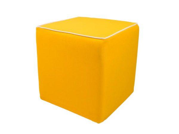 Piccolo Ottoman - Yellow-0
