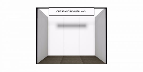 Standard Shell Booth Fascia Sign-0