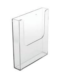 A4 Brochure Holder (Wall Mount)-0
