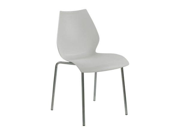Aki Chair - White-0