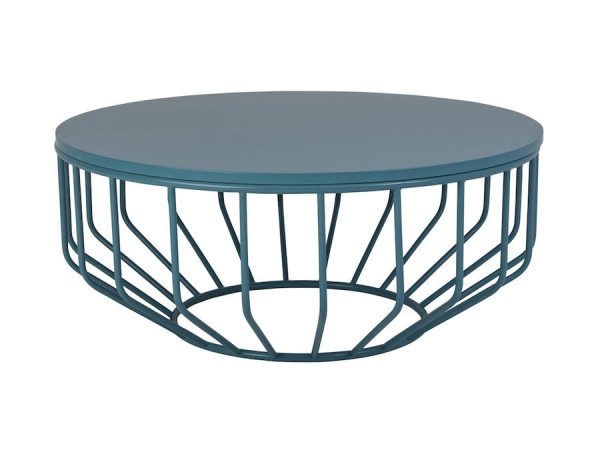 Circus Coffee Table - Blue-0