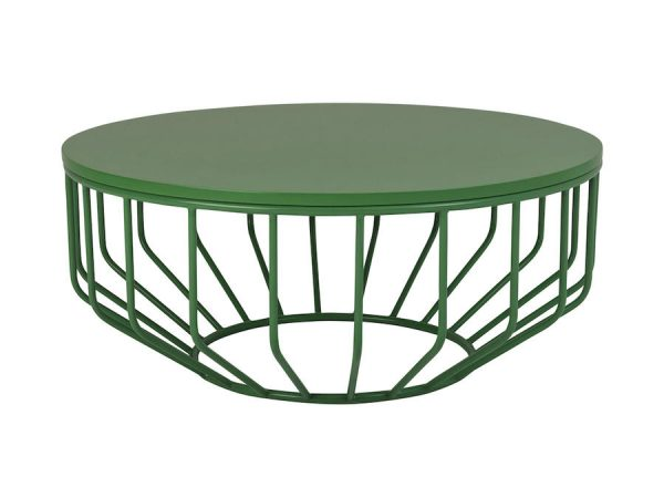 Circus Coffee Table - Green-0