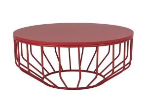 Circus Coffee Table - Red-0