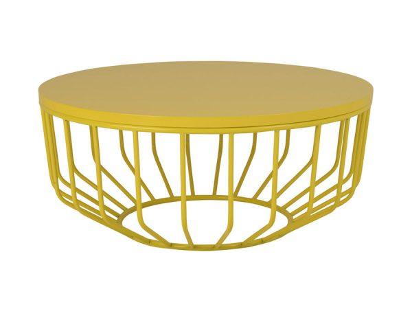 Circus Coffee Table - Yellow-0