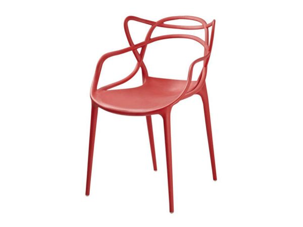 Masters Chair - Red-0
