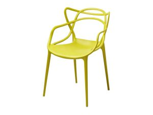 Masters Chair - Yellow-0