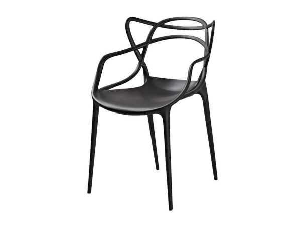 Masters Chair - Black-0
