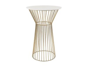 Piper Bar Table - Gold-0