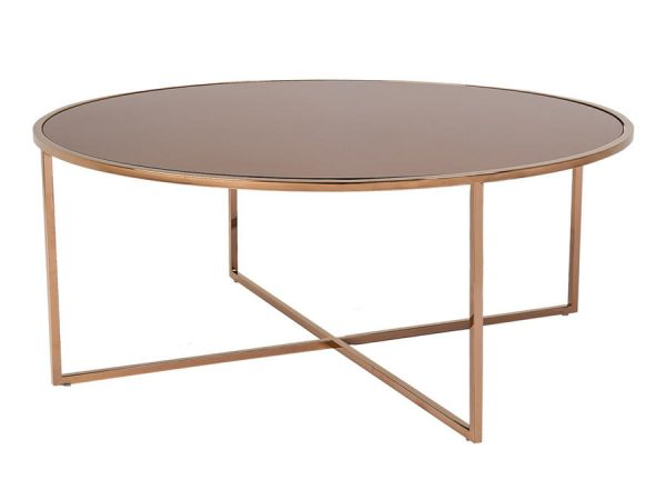 Round Outline Coffee Table-0