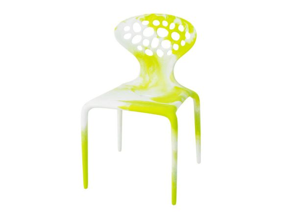 Supernatural Chair - White/Green-0