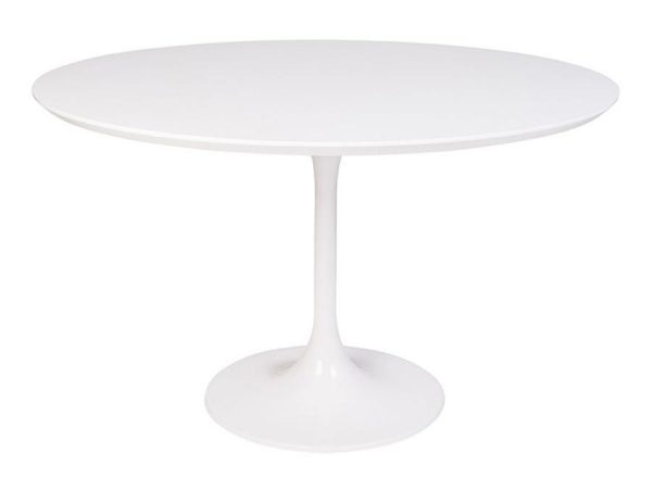 Tulip Cafe Table - White-0