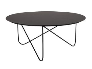 Zaggy Coffee Table - Black-0