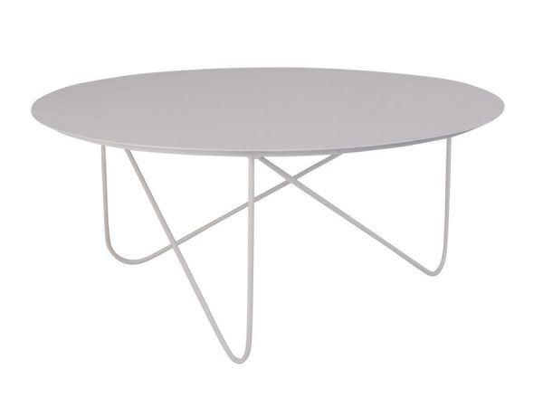 Zaggy Coffee Table - White-0